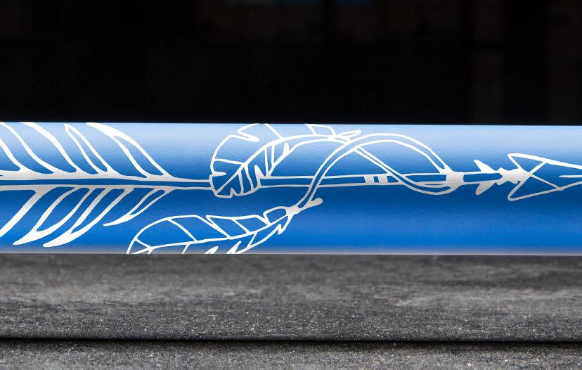 Cerakote Finish + Exclusive Athlete Design