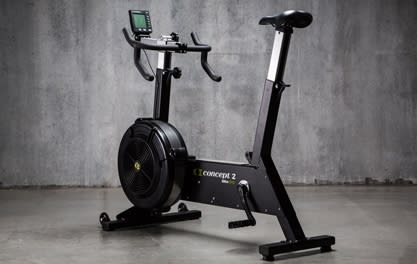Part of the Concept2 Family of Ergometers