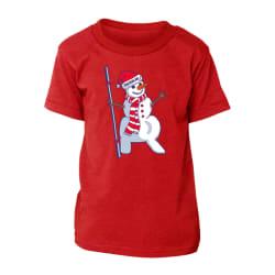 Rogue Kids Snowman Shirt