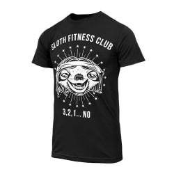 Sloth Fitness Club T-Shirt