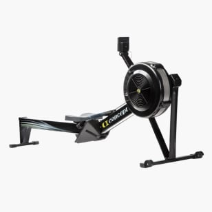 Black Concept 2 Model D Rower - PM5