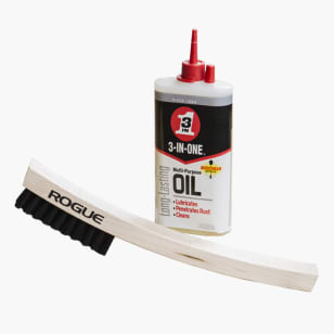 Rogue Barbell Cleaning Kit