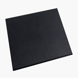 "Rubber Tile 24""x24""x1.5"""