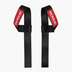 "Rogue ""Ohio"" Lifting Straps"