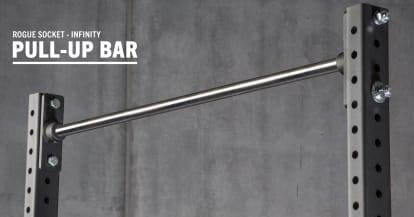 Rogue Infinity Socket Pull-up Bar