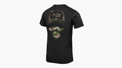 Rogue Josh Bridges Stache Shirt