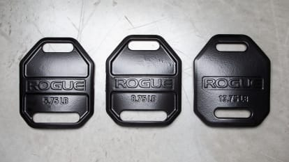 Rogue Cast Weight Vest Plates