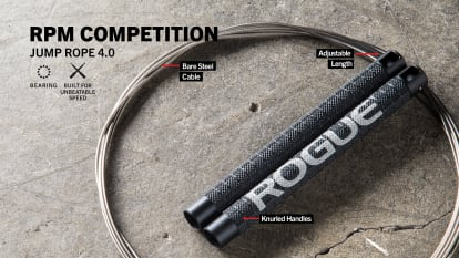 RPM Competition Rope 4.0