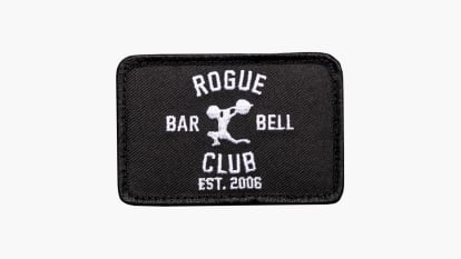 Rogue Barbell Club 2.0 Patch