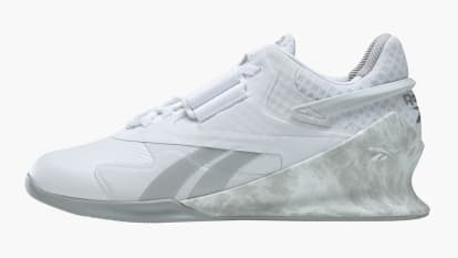 Reebok Legacy Lifter II - Women's - White / Pure Gray