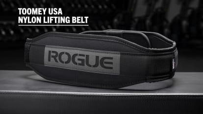 Toomey USA Nylon Lifting Belt