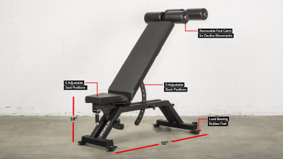 catalog/Strength Equipment/Strength Training/Weight Benches/Adjustable : Incline Benches/AB3BENCH/AB3BENCH-H_dli7dr