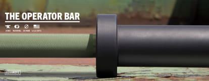 catalog/Weightlifting Bars and Plates/Barbells/Mens 20KG Barbells/OPERCERAKOTE/Updated 10-1-21/OPERCERAKOTE-Desert-Tan-H_dmp8z9