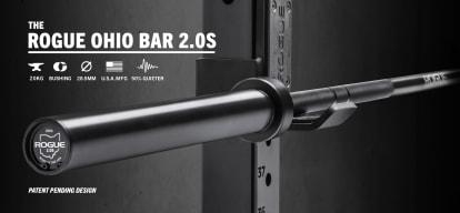 Rogue Ohio Bar 2.0S