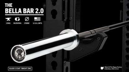 Rogue 25mm Bella Bar 2.0 - E-Coat