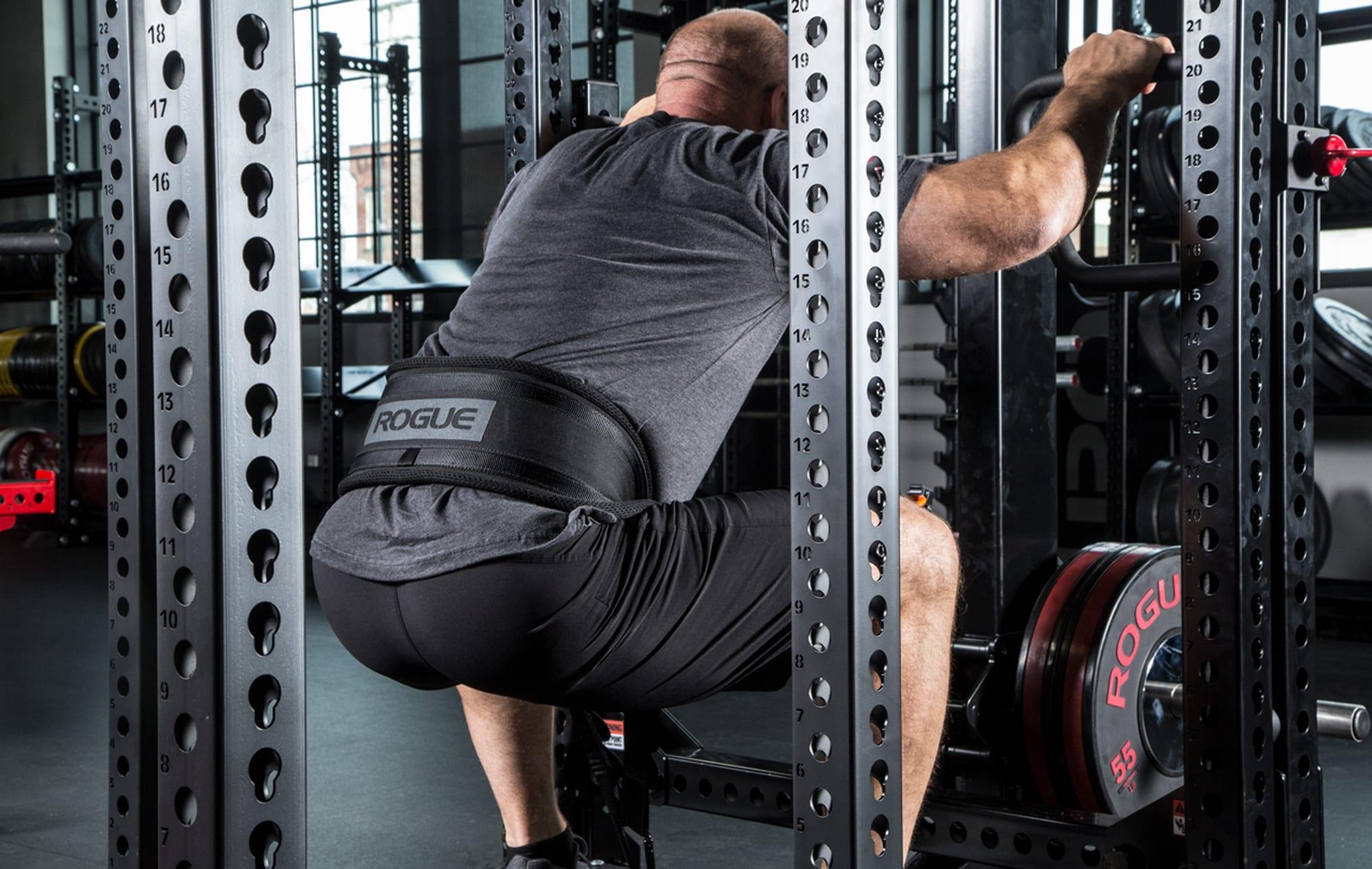 Exclusive Squat Belt