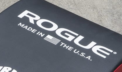 Exclusive to Rogue Fitness