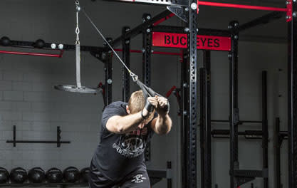 Econo Triceps & Lat Pulley