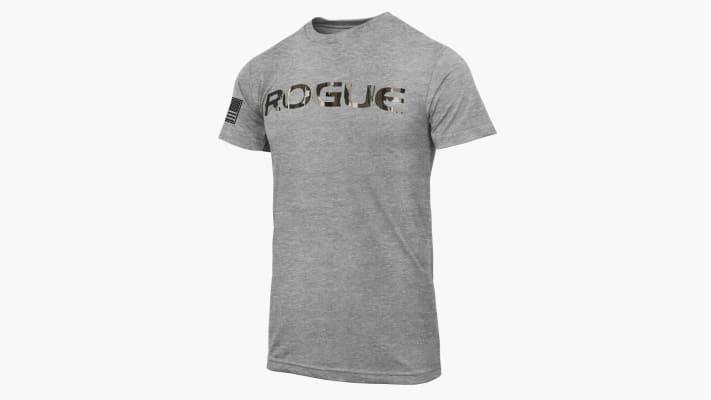 Rogue Basic Shirt - Gray