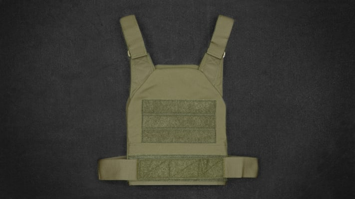 Rogue Plate Carrier - Green