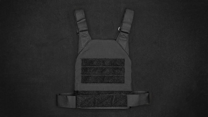 Rogue Plate Carrier - Black