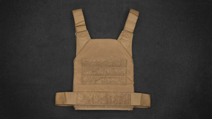 Rogue Plate Carrier - Coyote Brown